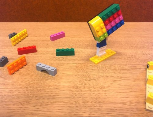 LEGO Serious Play in een veranderende wereld