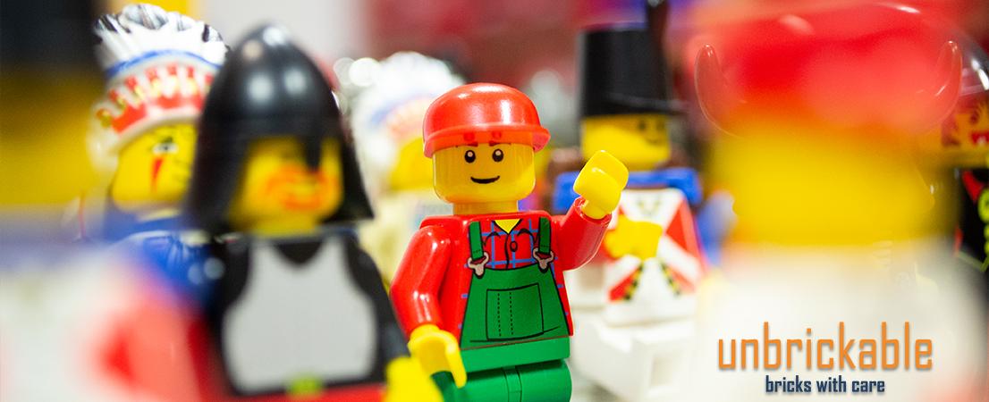 LEGO Huren bij Unbrickable lsp kits huren