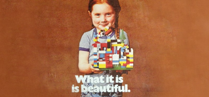 LEGO Serous Play What it is is beautiful